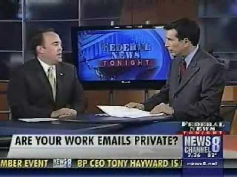 Federal Employment Lawyer, John Mahoney, Employee Privacy on Employer Technology
