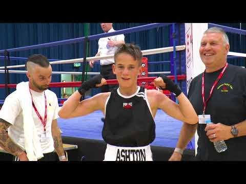 England Boxing National Schools Championships 2019 - Semi-final Highlights
