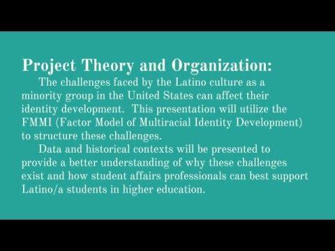 Latino Identity Development