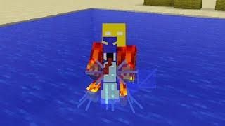 Pokémon HM03 Surf in Vanilla Minecraft