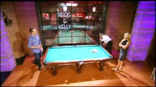michael vartan live with regis and kelly 6 9 09