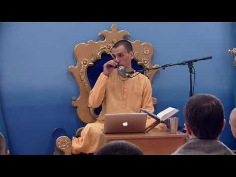Шримад Бхагаватам 1.9.48 - Мурари Гупта прабху