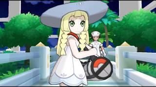 Pokémon Ultra Sun - Ultra Moon Việt Hoá Demo Beta