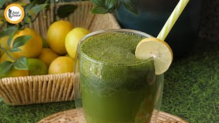 Mint Margarita Recipe By Food Fusion