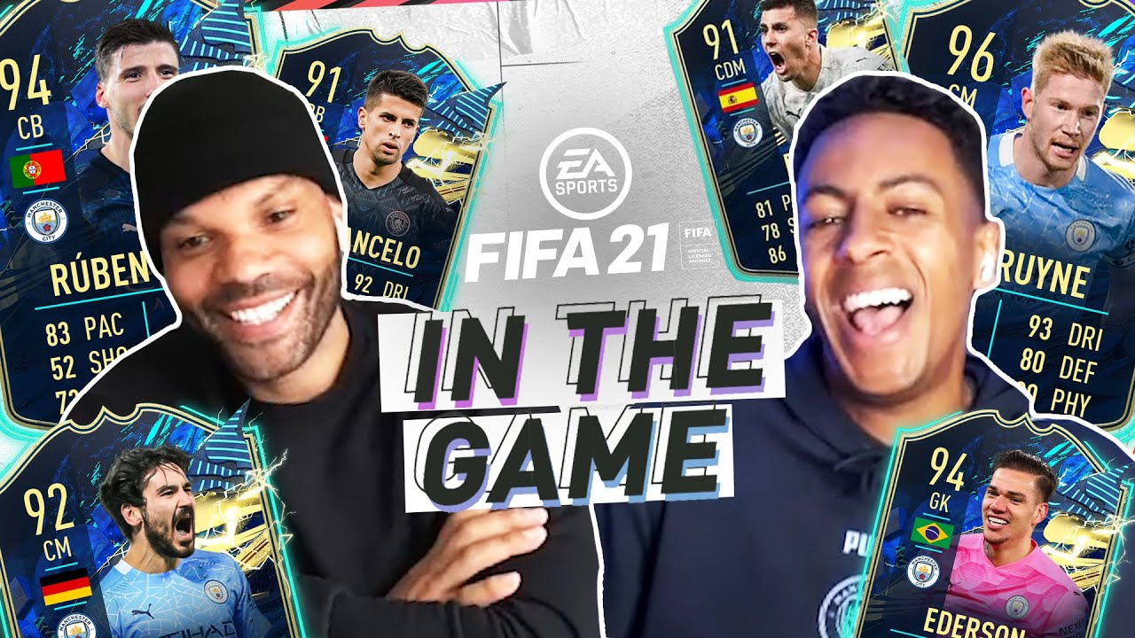 CARABAO CUP CHAMPIONS & FUT TOTS! | IN THE GAME | MAN CITY