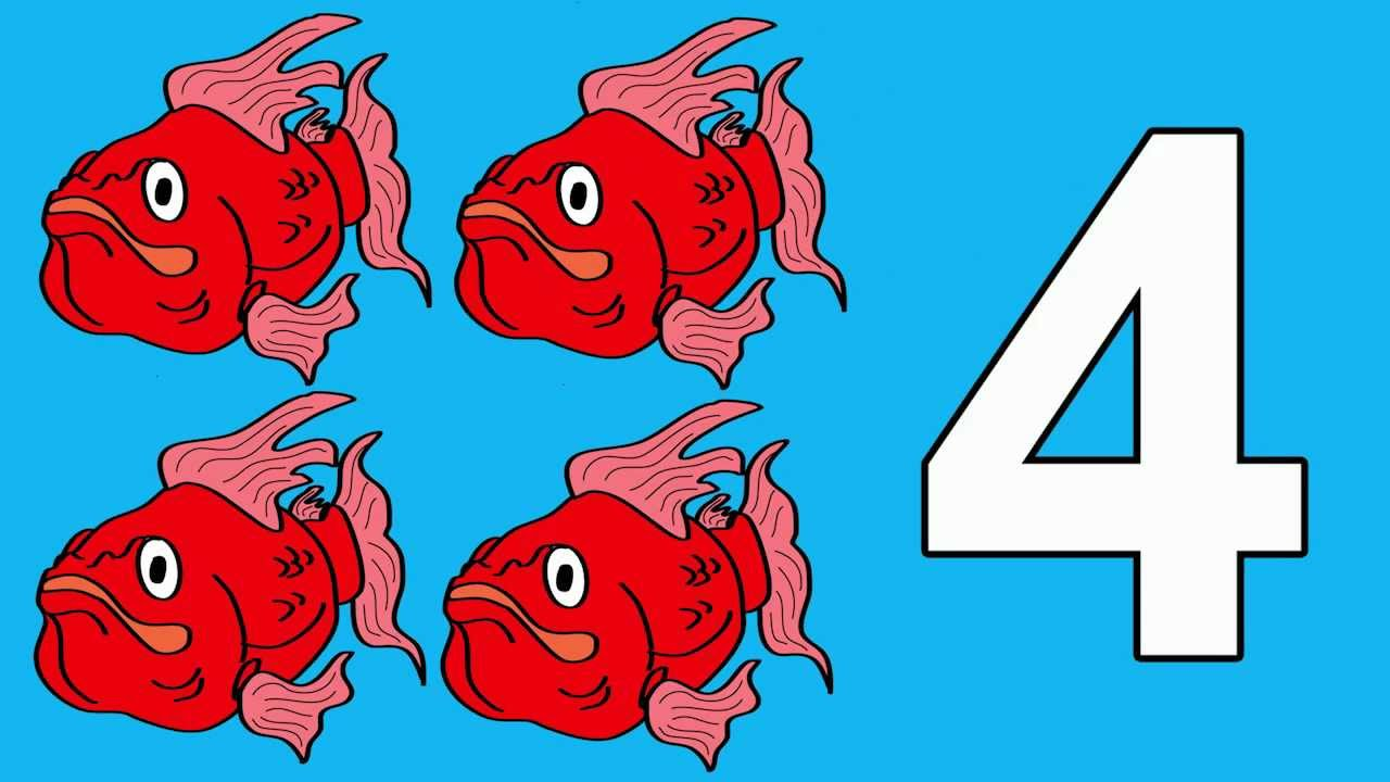 Fishy Numbers 1 to 10: Count Fishy Numbers 1 to 10 Stories for ...