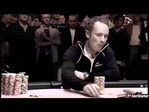Вскрытие в покере