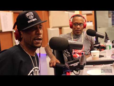DJ Self Power 105 Brand Nubian Interview