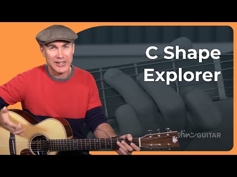 You will love all these C Chord variations! Guitar Lesson Tutorial Chord Explorer