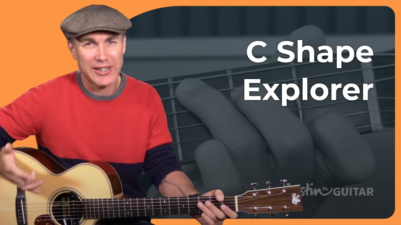 You Will Love All These C Chord Variations Guitar Lesson Tutorial