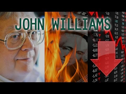 Inflation Risk with Dollar Crash in 2016 - John Williams Interview