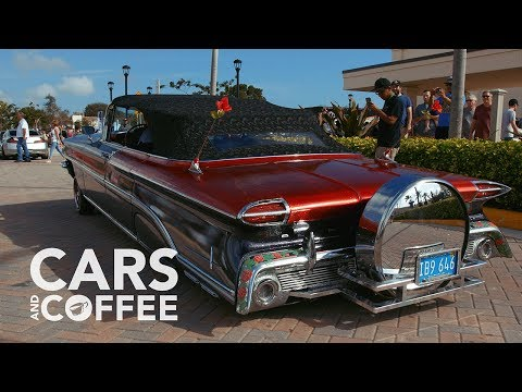 Cars & Coffee Palm Beach 2018 | Carlife Florida | Canon C200