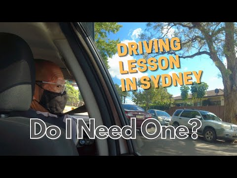 Driving Lesson When I Already Know How To Drive