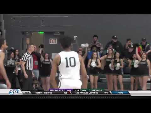 Jerrick Harding leads Weber State to 95-88 win over Portland State in overtime