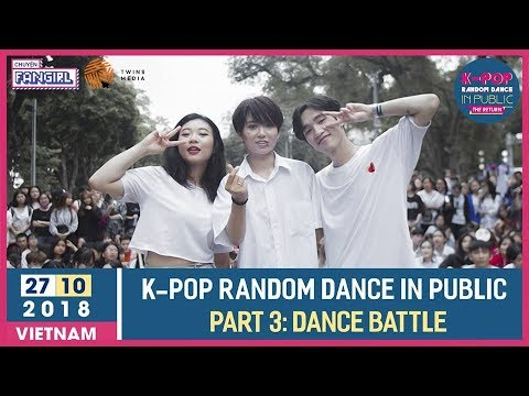 [ROUND 3: DANCE BATTLE] K-POP Random Dance In Public: The Return