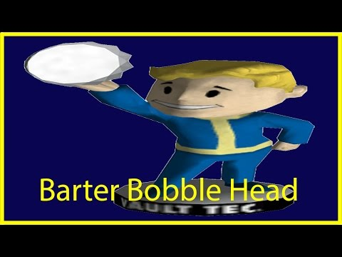 Fallout 4 - Where to find the Barter Bobble Head