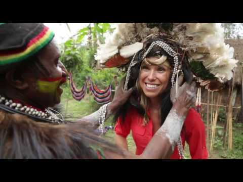 Travel Together through Papua New Guinea with USTOA and Swain Destinations