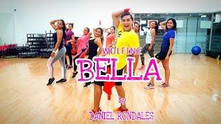 BELLA - WOLFINE  BY  DANIEL RONDALES