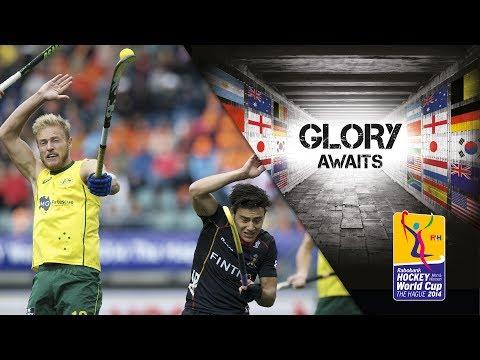 Belgium vs Australia - Men's Rabobank Hockey World Cup 2014 Hague Pool A [05/6/2014]