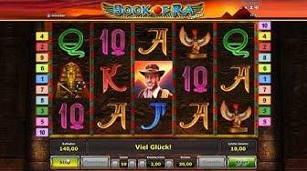 Book of Ra - Online Casino - 20 € Einsatz VOLLBILD!