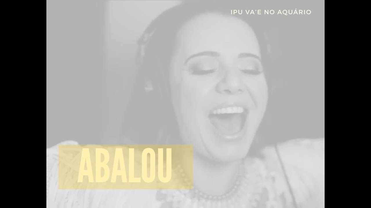 Download ABALOU | Julia Simões e Andrés Züniga | No Aquário | Ivete Sangalo (COVER) CLIPE