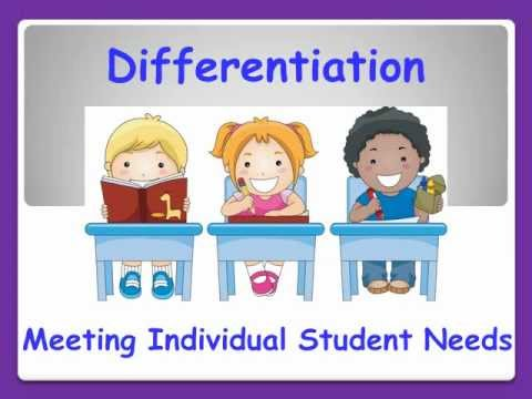 Tips Strategies For Effective Differentiation Instructionwmv