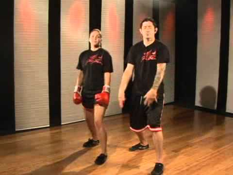 Kickboxing Techniques: Cross Guard