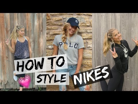 how-to-style-nike-shoes-⎪cute-&-fashionable