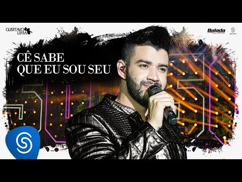 Gusttavo Lima - Cê sabe que eu sou seu - DVD 50/50 (Video Oficial)