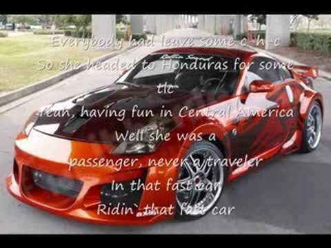 Wyclef Jean-Fast Car (LYRICS)