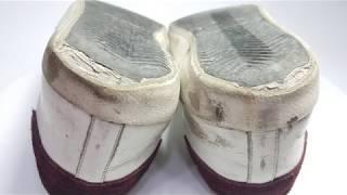 Golden goose sneakers attachin…