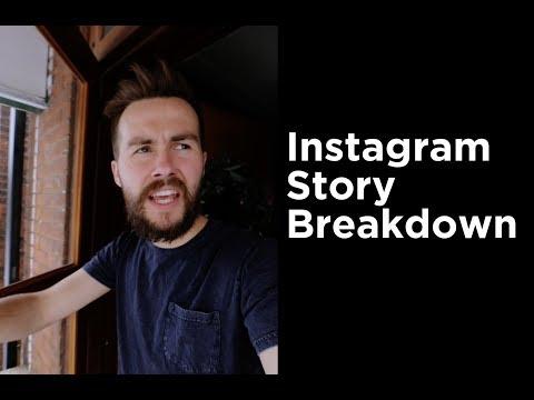 Instagram Story Workflow LIVE