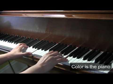 Louis Ganne, Andante et Scherzo for Flute and piano, Andante, ♩=80 - piano part