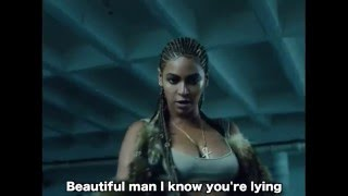 Beyonce disses' Jay-z