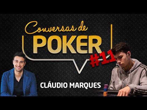 Conversas de Poker #11: Cláudio Marques | André Coimbra