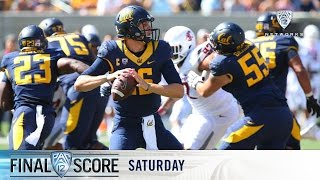 Recap: Cal football improves to 5-0 with win over Washington State