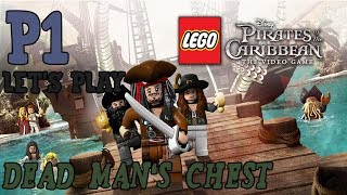 LEGO Pirates of the Caribbean STORY MODE S2 P1 DEAD MAN