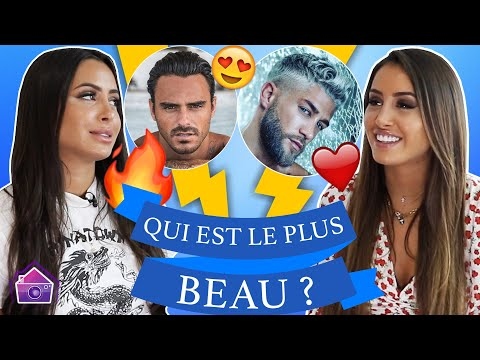 Marine et Océane El Himer (LMvsMonde5) : Qui est le plus beau ? Benji Samat ou Paga ?