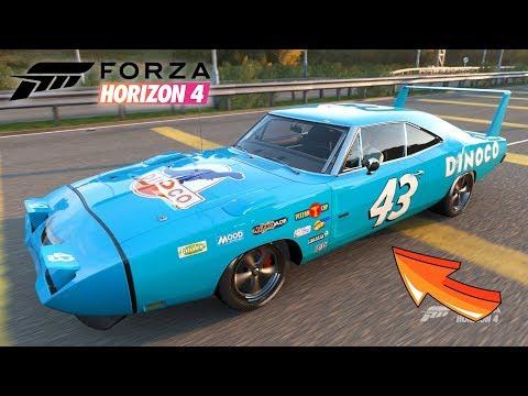 The King Dinoco no Jogo Forza Horizon 4 Gameplay thumbnail