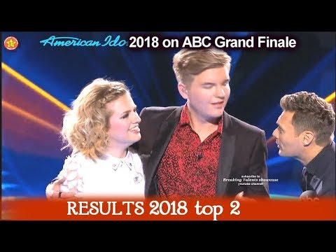 RESULTS Top 2 American Idol 2018 REVEALED American Idol 2018 Grand Finale top 2