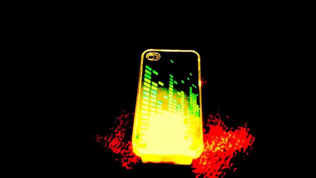Hoesje Met Licht : Iphone hoesje met licht iphone case light youtube