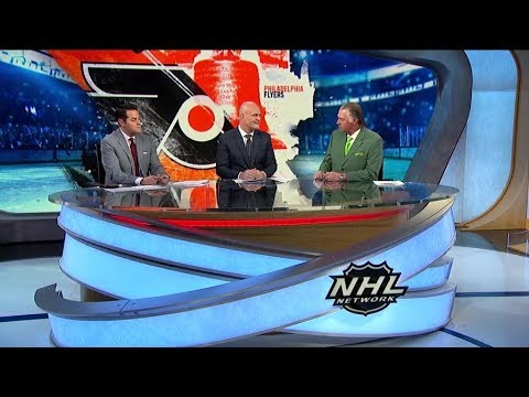 NHL Tonight:  Hakstol reaction:  Reaction to Flyers firing head coach Dave Hakstol  Dec 17,  2018