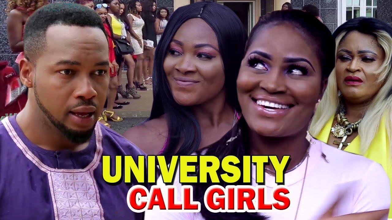 Download UNIVERSITY OF CALL GIRLS SEASON 2 - (CHIZZY ALICHI) 2019 TRENDING NIGERIAN NOLLYWOOD MOVIE  FULL HD