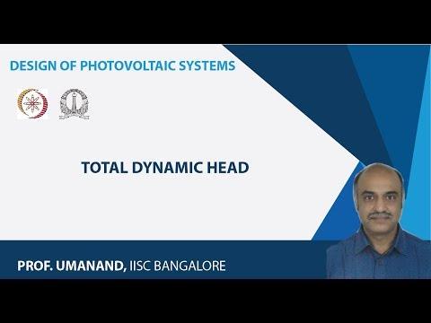 Total dynamic head