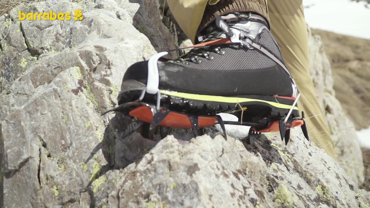 Test: Crampones Vasak de Petzl para glaciar, montañismo y alpinismo clásico