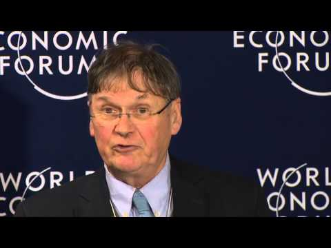 Davos 2014 - A press conference organised by the European Council: (Re)SEARCH FOR growth