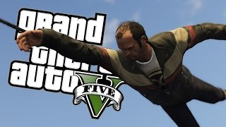 JUST CAUSE AUTO - GTA 5 Grappling Hook Mod