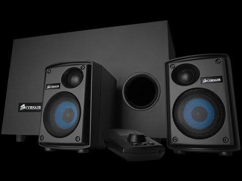 Corsair SP2500 Speaker 64 BIT Driver
