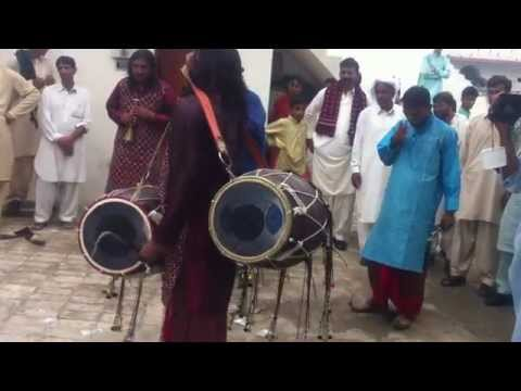 dhol at dhoke hajian gujar khan on muhammad umer farooqs