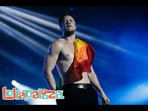 Imagine Dragons - Lollapalooza 2018 (Brasil)